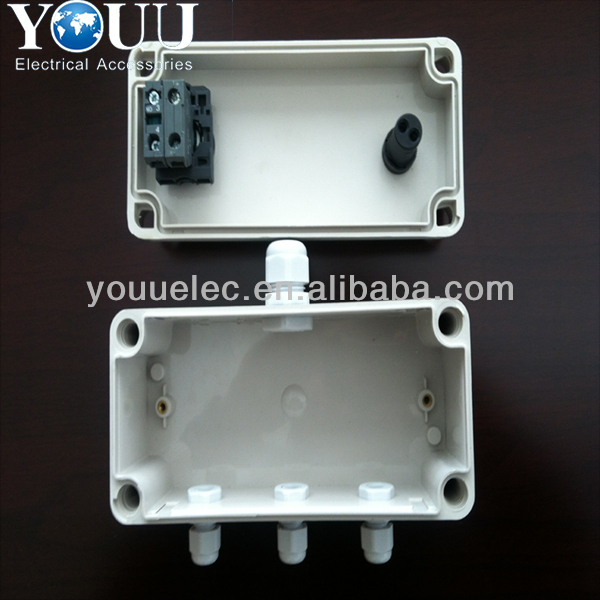 IP65 waterproof electrical junction box