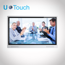 lcd touch screen monitor with pc tv projector and touch function 86 inch