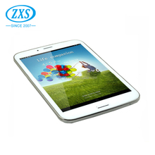 ZXS-MTK 7.85 Inch 2014 Newest Smart Phone Tablet MTK8312 Dual Core Dual Sim Cheap China Android Tablet with Wifi, Camera,GPS,Bl