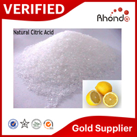Factory Price Citric Acid Anhy Citric