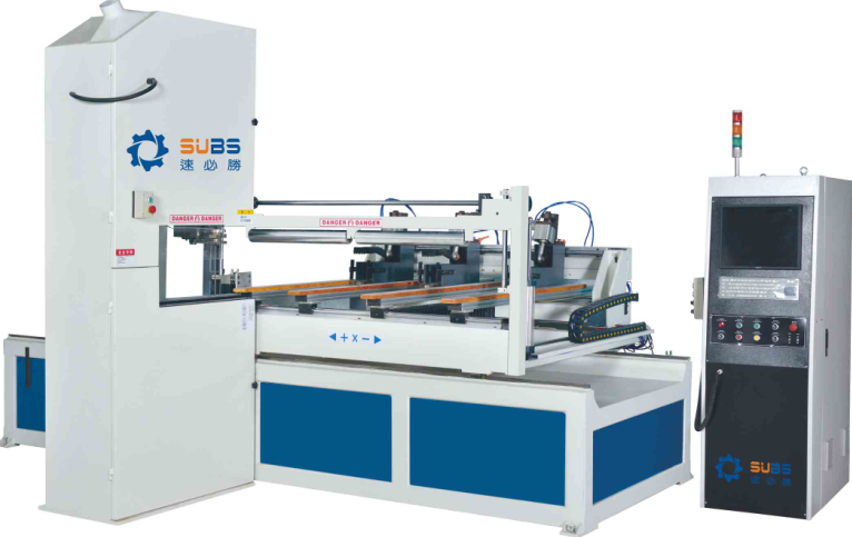 CNC Vertical wood band Saw equipment