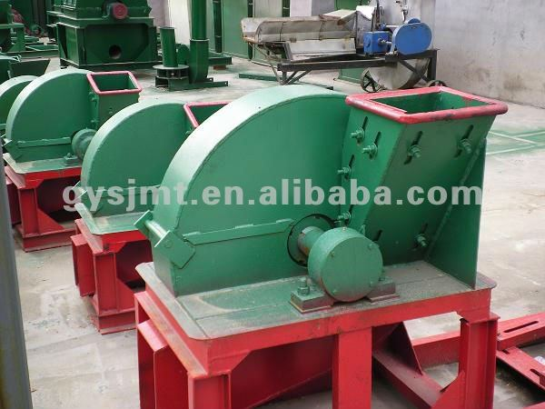 Lower price wood chipping machine