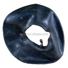 Air filled pneumatic rubber wheels 3.50-4 natural rubber inner tube