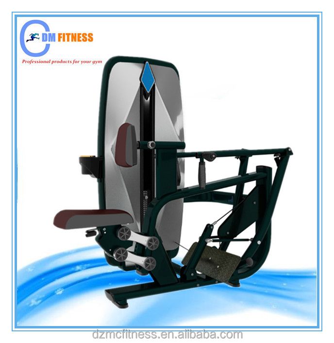 Professional commercial gym equipment fitness seated row/High cost performance device