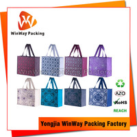 Eco Friendly Promotional PP Non Woven Tote Bag