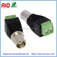 CCTV BNC Female Connector to Terminal Screws adaptor