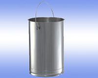 stainless steel storage barrel
