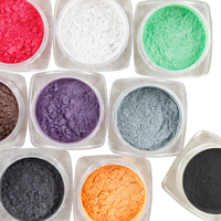 12 color wholesale Minerals mica glitter makeup eyeshadow loose powder