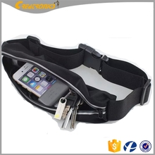2016 Most Durable on the Market Fanny Pack Outdoor Slim Light Weight Waterproof Lady Girls Sports Nurse Waist Bag