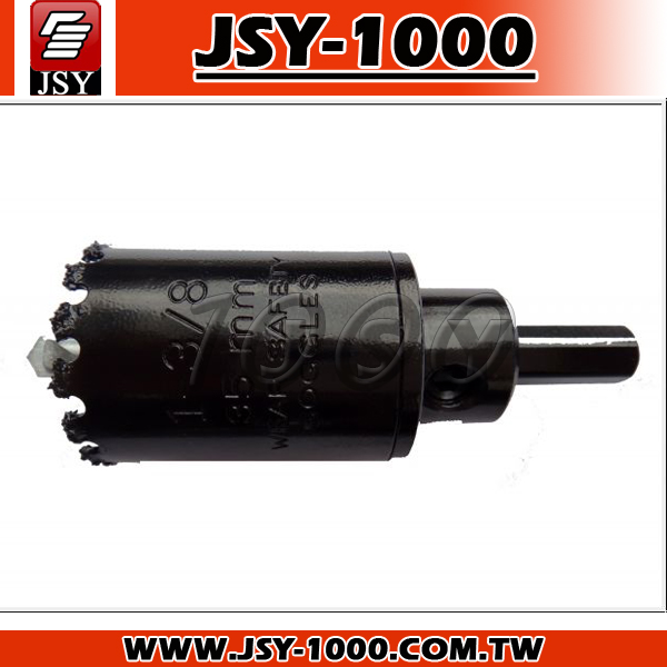 JSY236-Ceramic Carbide Hole Saw Core Drill Bit