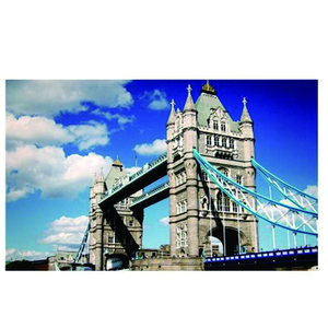 Cheap and Beautiful 3D Lenticular Postcards of Famous Landmarks for Gifts