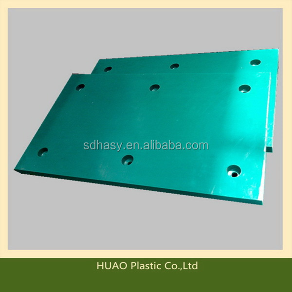 Quality top sell uhmwpe laminated sheet for fender cap