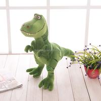 Custom manufacturer dinosaur soft toy animal long-necked dragon plush toy