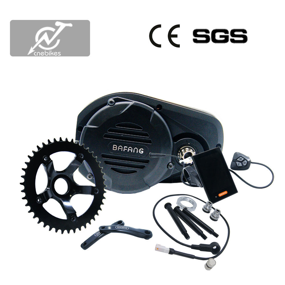 Easy Operation MM G510 bafang 1000 watt mid drive motor with high torgue