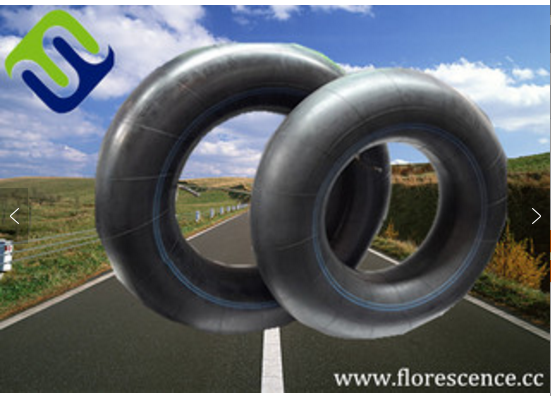 Chinese manufacturer high quality truck tire inner tube butyl rubber inner tube 6-7mpa