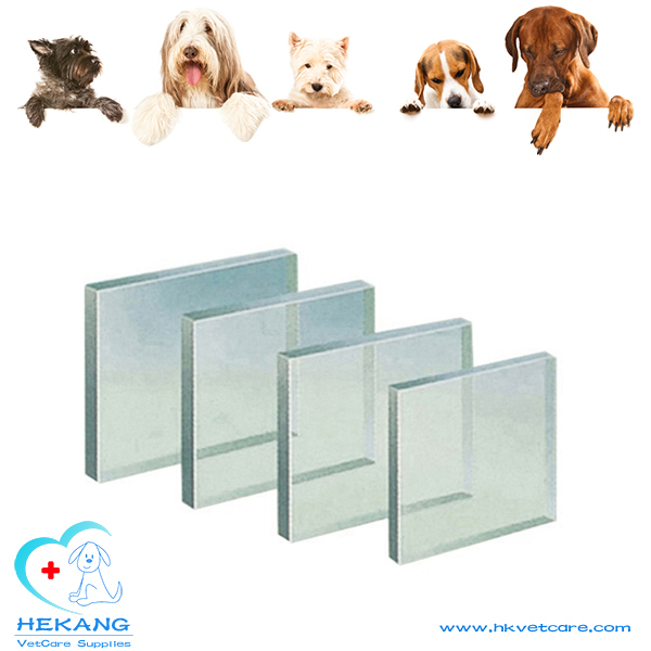 high quality veterinary x ray leaded glass