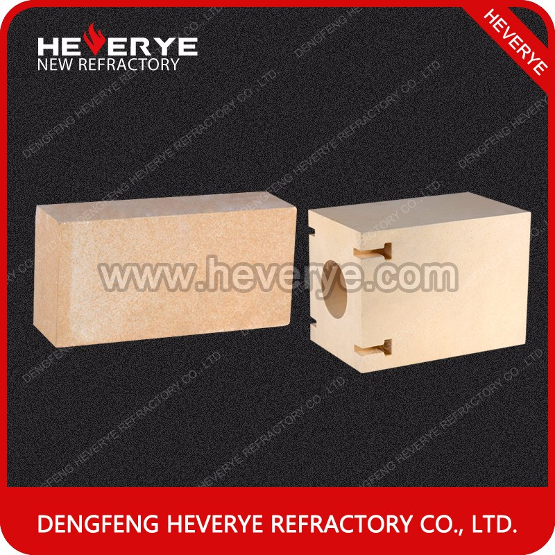 Applied for Ladle Lining Brick Dense Fire High Zircon Brick