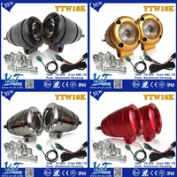Y&T 10w motorcycle led lighting, headlights wiring harness, motorcycle xenon hid projector lens headlight kit hid xenon light