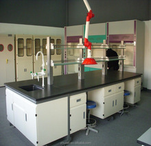 L shape lab bench ,electrical workbench