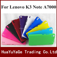 Free shipping phone cases plastic cover Super Frosted Shield hard matte Case For Lenovo K3 Note A7000