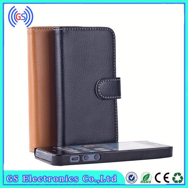 Leather Flip Case For Xperia Ray, For Xperia Ray Leather Flip Case