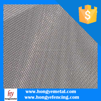 Molybdenum (Moly) Wire Cloth