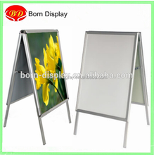 According to Customer's Requirement Shape A1 A0 Aluminium Alloy Material Advertising Boards