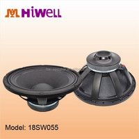 "Look the NEW SUBWOOFER 18"" 1000W RMS Dual spider speaker"