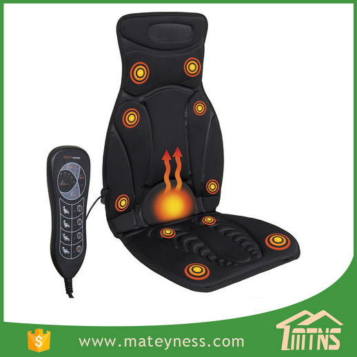 10-Motor Vibration Seat Shiatsu Massage Cushion