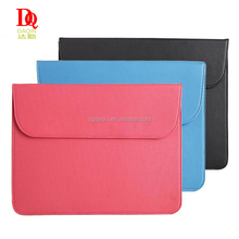 PU Embossing Pattern Leather Felt 14 Inch Laptop Case