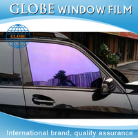 Interior UV block heat insulation removable window glass protective color change 3m chameleon car film