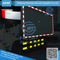 Reflective film vehicle conspicuity tape warning tape conspicuity marking tape