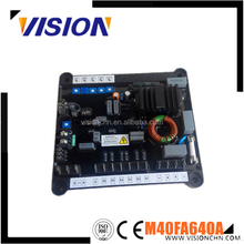 Marelli M40FA640A avr for brushless generator single phase 8a 220V