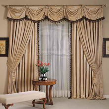 sound proof hotel window curtain