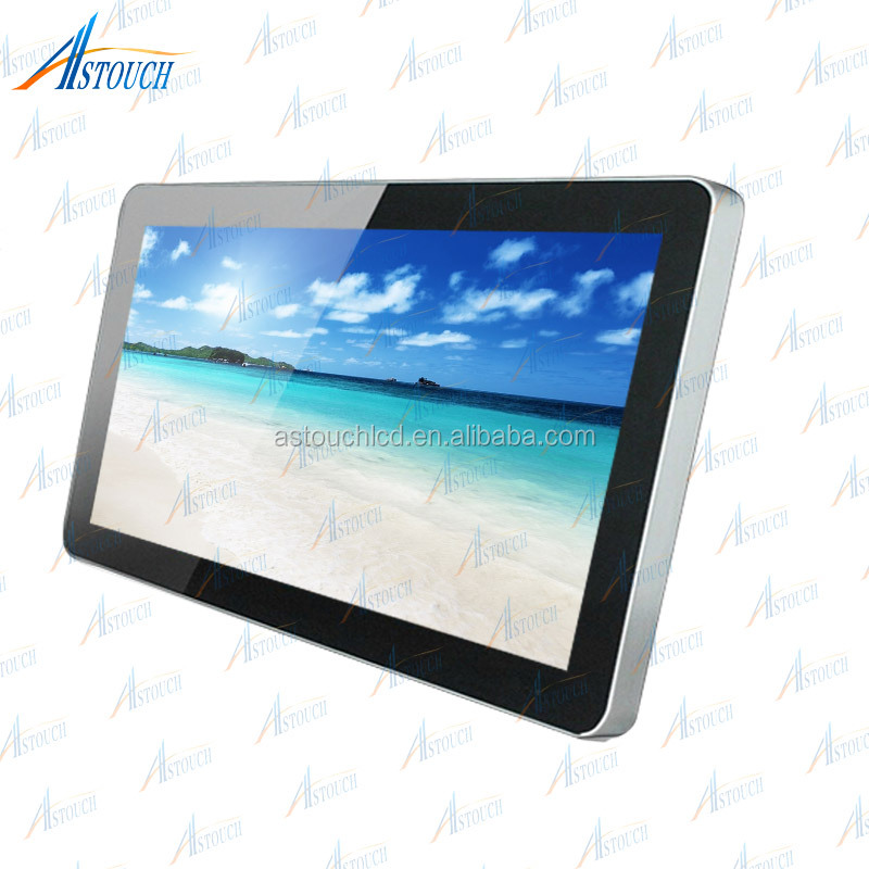 Full HD touchscreen WIFI HDMI Wall mount media player
