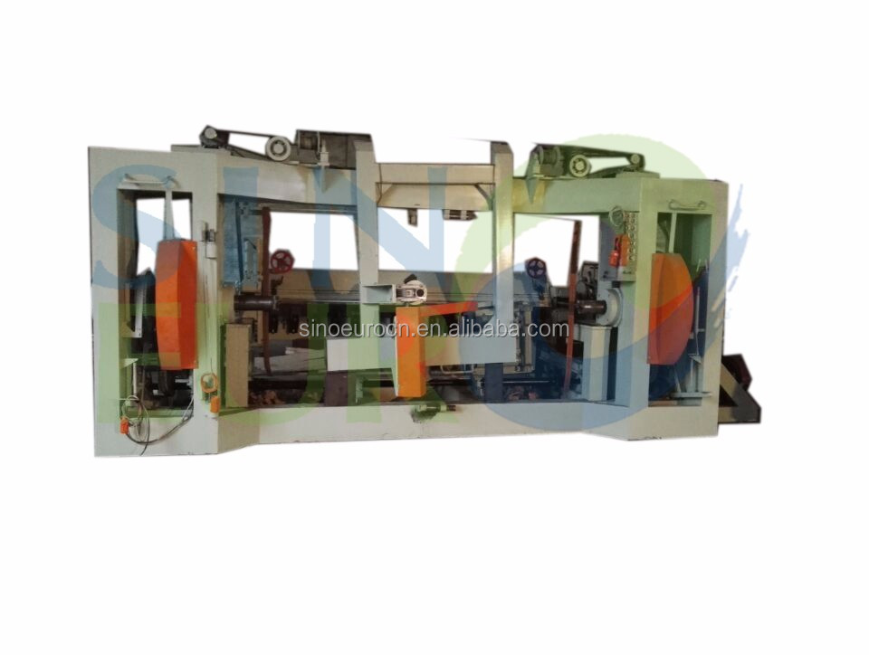 combined veneer peeling machine/ peeled wood machine