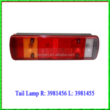 Tail Lamp Cluster for FH FM Truck R 3981461 L 3981460