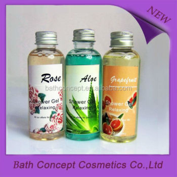Fragrance Body spray/Body shower set travel gift set