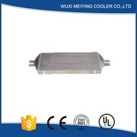 Industrial factory auto parts oil filled radiator