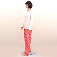 OEM factory Ladies night sleeping wear / pajama / homewear