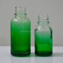 15ml 30ml mojito bottle green glass bottle custom e liquid glass empty bottle