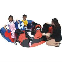 Early childhood Play,Ape Rocker,Soft Play,Cheer