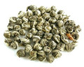 Hot sale tea jasmine dragon pearls green tea Jasmine flower for sale