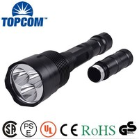 3Pcs T6 Chip Powerful Aluminum LED 3000 Lumens Flashlight