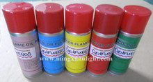 Factory price fire flame oil used for fire flame machine with 6 colors YS-717