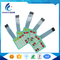 Custom OEM high quality membrane switch