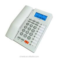 Good basic phone caller id phone sale home telephone with caller id