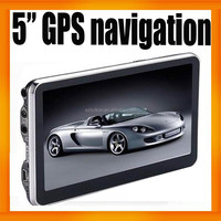 "5"" MINI Wince MTK GPS Navigator With free gps navigation map"