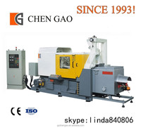 "23 years history ""CHEN GAO "" 88ton hot chamber zinc die casting machine"