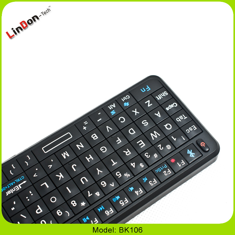 Laser Pointer Bluetooth Tablet PC External Keyboard With Touchpad